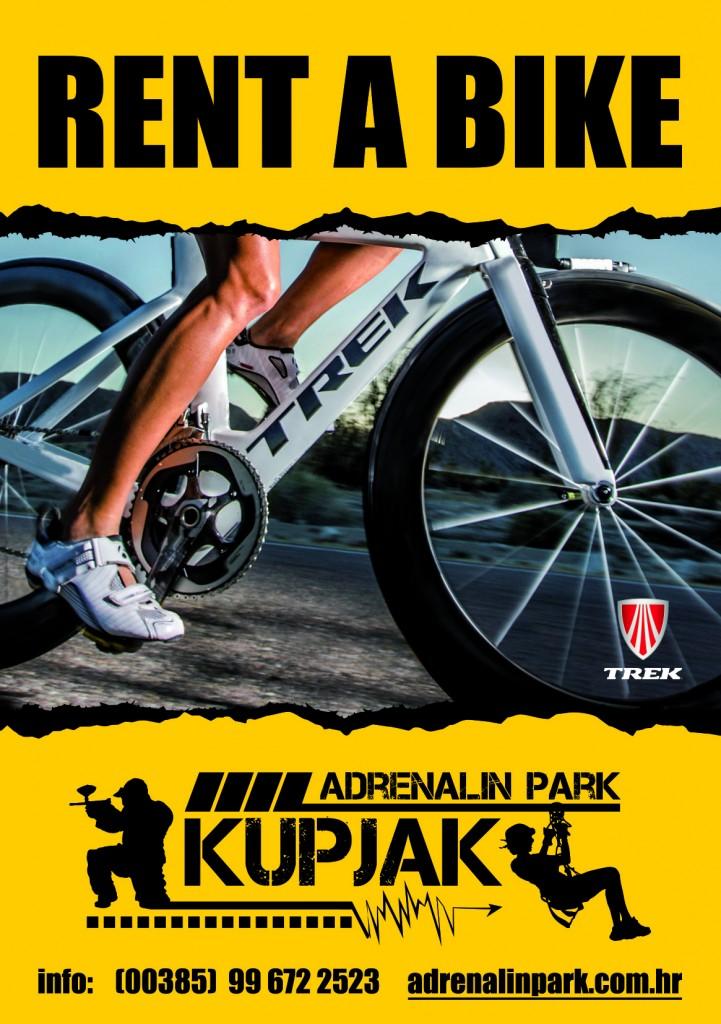 letak_A5 rent a bike